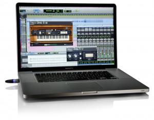 Portable Music Production Studio Setup